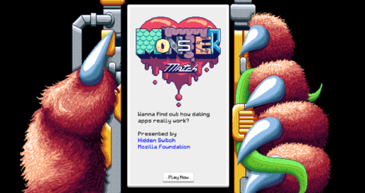 A dating app for literal monsters exposes the bias in our swipes