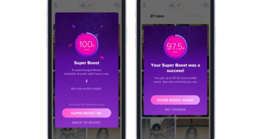 A new Tinder test lets people pay to turn read receipts on for specific chats
