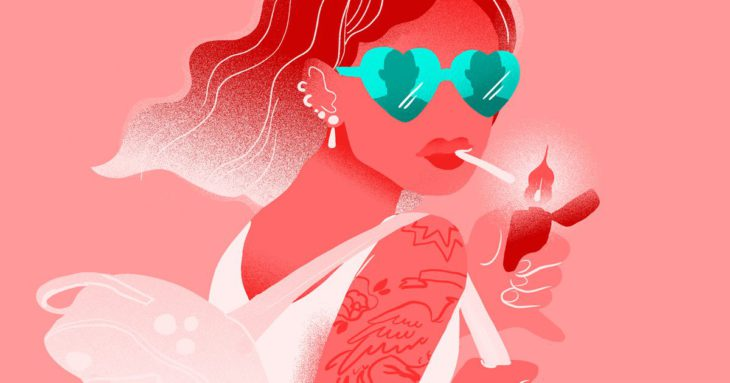 The 'cool girl' isn't just a fictional stereotype. Women feel pressured to play this role when they're dating.