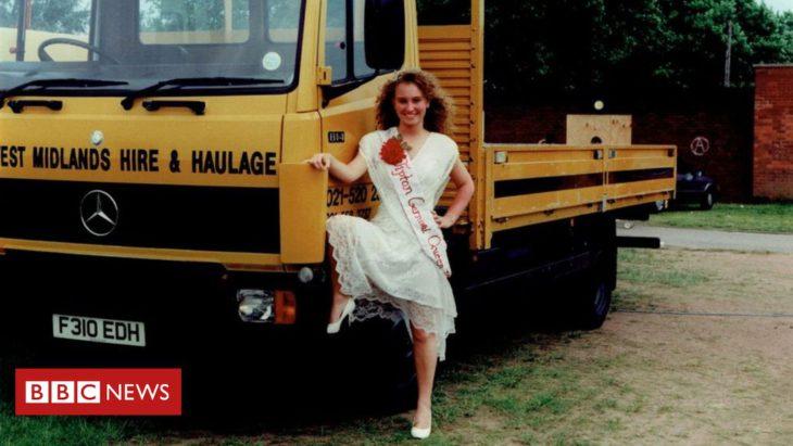 Tipton carnival queens 'shine again' in photo exhibition