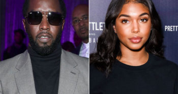 Diddy and Lori Harvey Spotted on Dinner Date
