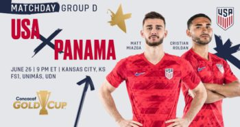 USA vs. Panama preview: USMNT faces prospect of Curacao or Jamaica in quarterfinal