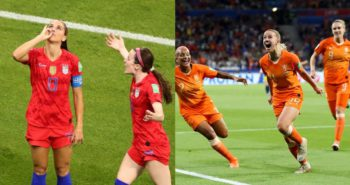 United States vs Netherlands, LIVE SCORE, FIFA Women's World Cup final 2019: US favourites to defend title