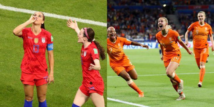 United States vs Netherlands, LIVE SCORE, FIFA Women's World Cup final 2019: Megan Rapinoe starts for US