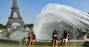 Records tumble in Europe as heatwave bites