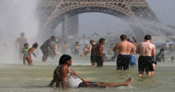Europe heatwave: Paris reaches all-time high temperature of 42.6°C, sparks concerns over public health