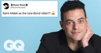 Rami Malek Goes Undercover on Reddit, YouTube and Twitter | GQ – GQ