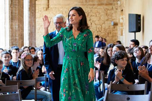How Spain's Queen Letizia became this summer's must-follow royal style icon