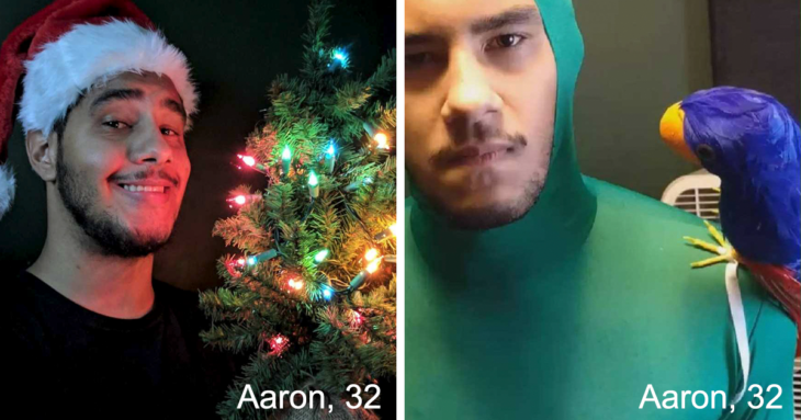 Guy Creates His Own 'Tinder' Where He's The Only Man Available