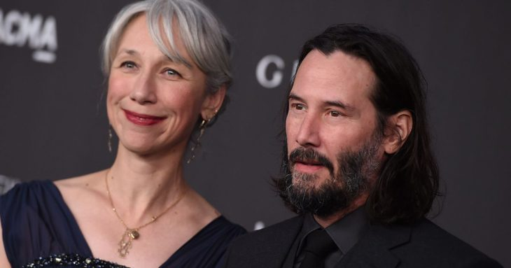 Keanu Reeves Hailed A Hero On 'The View' For Dating Someone His Own Age