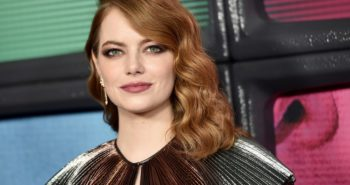 Congratulations are in order because Emma Stone just low-key got engaged
