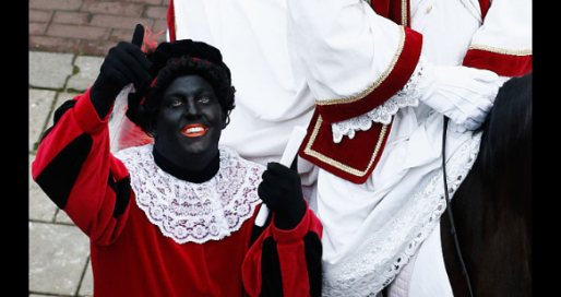Blackface characters endure in Europe, despite cry of racism
