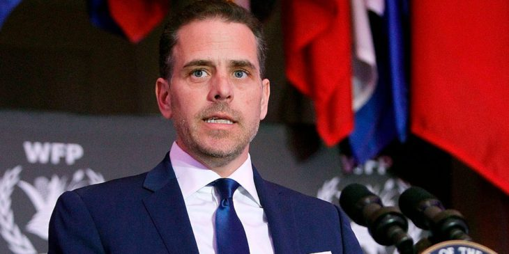 Hunter Biden may have met the mother of his secret child while she was working at a DC strip club he frequented