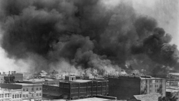 New Research Identifies Possible Mass Graves From 1921 Tulsa Race Massacre