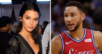Kendall Jenner was spotted at ex-boyfriend Ben Simmons' basketball game and fans think they're back together