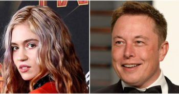 Grimes says Elon Musk's billions don't bother her because he isn't 'buying yachts,' and that she doesn't accept any financial help for her art (TSLA)