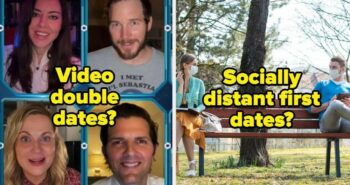 Are Your Socially Distance Dating Opinions Normal?