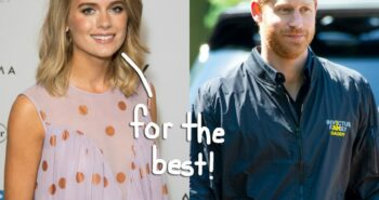 Prince Harry's Ex-Girlfriend Cressida Bonas Says 'Fear' Held Her Back From Joining The Royal Family!