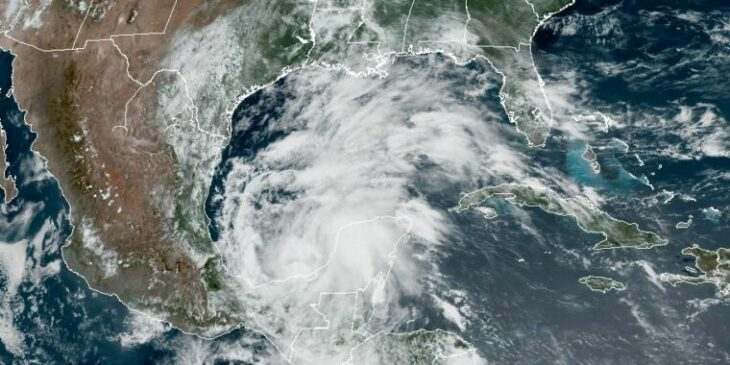The Atlantic's third storm has formed in record time, and it's a threat