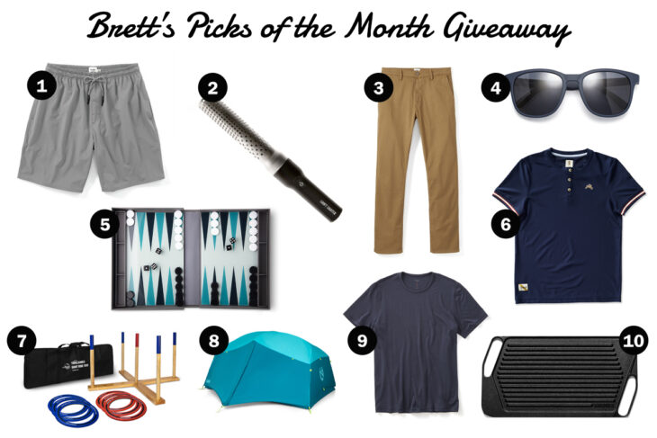 The Monthly Huckberry Giveaway: June 2020