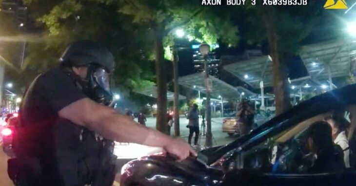 Atlanta Officers Fired for Using Stun Guns on Protesting College Students Sue to Get Jobs Back