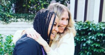 Raven-Symoné Reveals Secret Marriage To Miranda Maday In Sweet Message