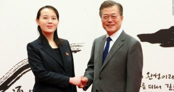 Chaos in the Koreas sees Kim Jong Un's sister emerge stronger than ever