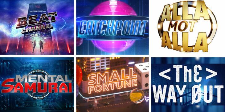 Best studio-based format finalists unveiled