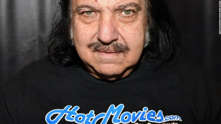 Ron Jeremy, porn star, charged with sexually assaulting four women