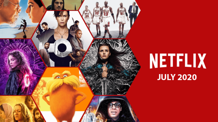 What's Coming to Netflix in July 2020