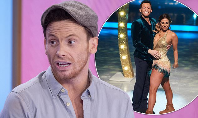 'It's a terrible decision!': Joe Swash hits out at Dancing On Ice for axing Alex Murphy