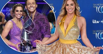 Dancing On Ice's Alex Murphy reveals she's been AXED from the show… after winning the last series