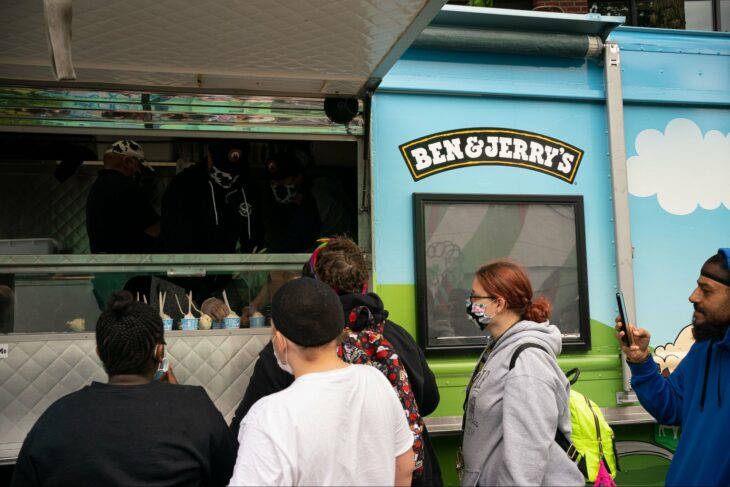 Ben & Jerry's Joins Facebook and Instagram Boycott, Pushes for Transgender Rights