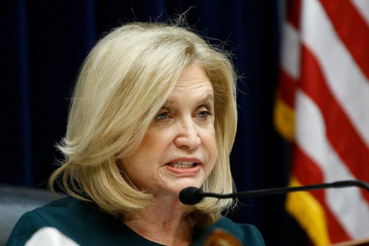 """Rep. Carolyn Maloney's """"Tough On Crime"""" History Has Become a Political Liability"""