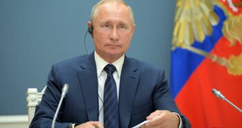 Russia's Putin urges Turkey, Iran to help promote dialogue in Syria – Reuters