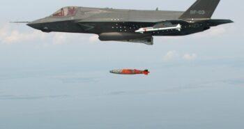 Terrifying: Watch An F-35 Go Into Beast Mode