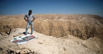 Israeli campaigners want Jewish ruins included in West Bank annexations – Reuters