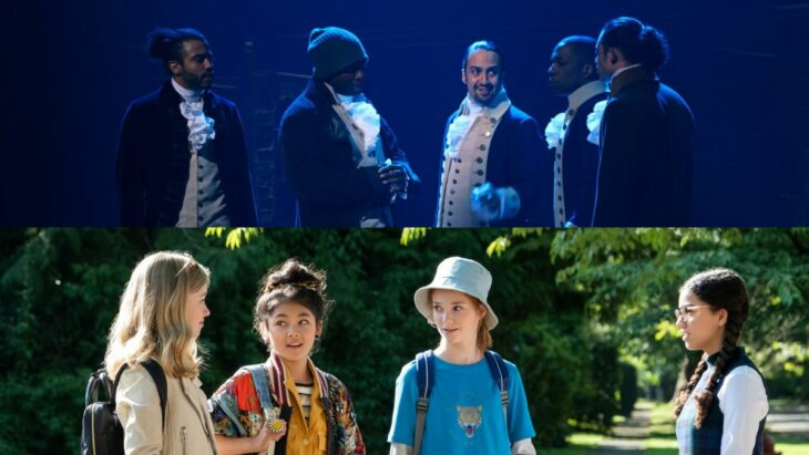 Hamilton arrives, and The Baby-Sitters Club is open for business