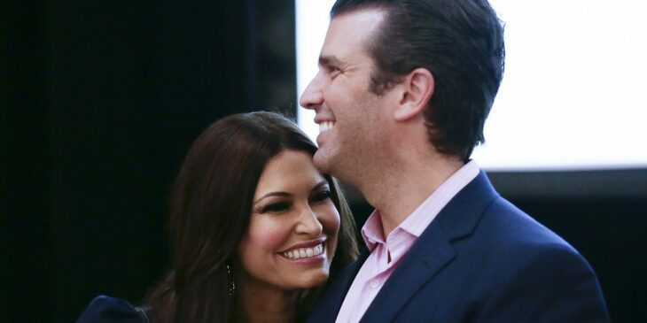Donald Trump Jr.'s girlfriend Kimberly Guilfoyle tests positive for COVID-19