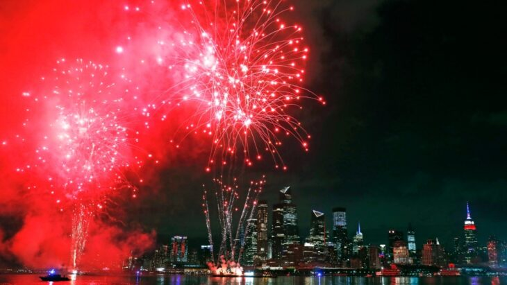 US sees larger share of private fireworks sales ahead of holiday