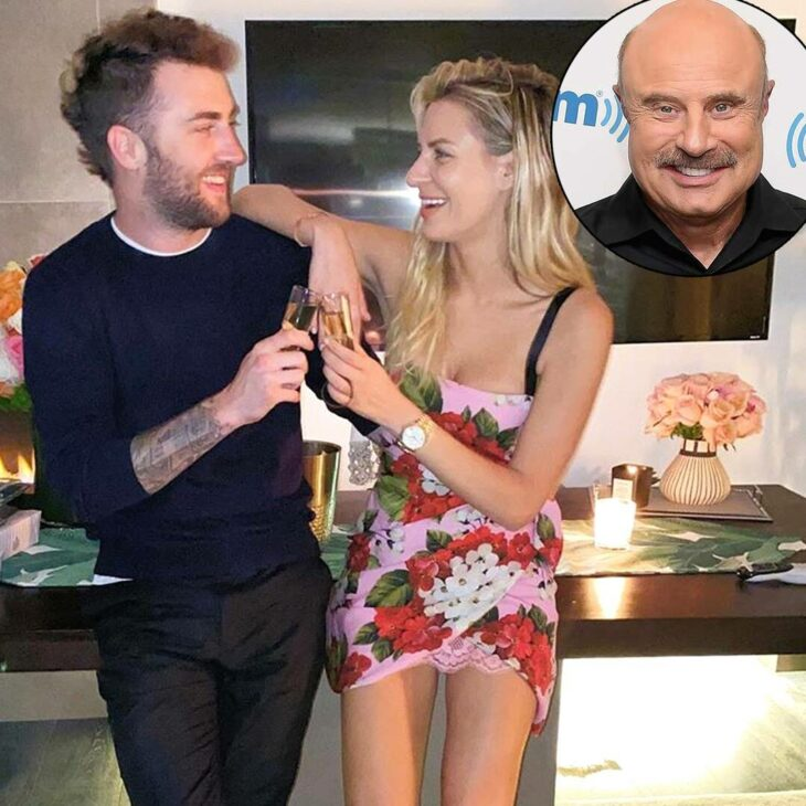 Dr. Phil Has the Sweetest Reaction to Son Jordan McGraw's Engagement to Morgan Stewart – E! Online