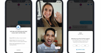Tinder starts testing Face to Face, a new video chat feature for virtual dates