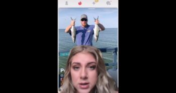 Woman Gives Hilarious Reviews Of Men Holding A Fish In Their Profile Pictures On Tinder