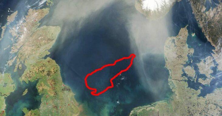 Prehistoric mega-tsunamis split Britain from Europe long before Brexit