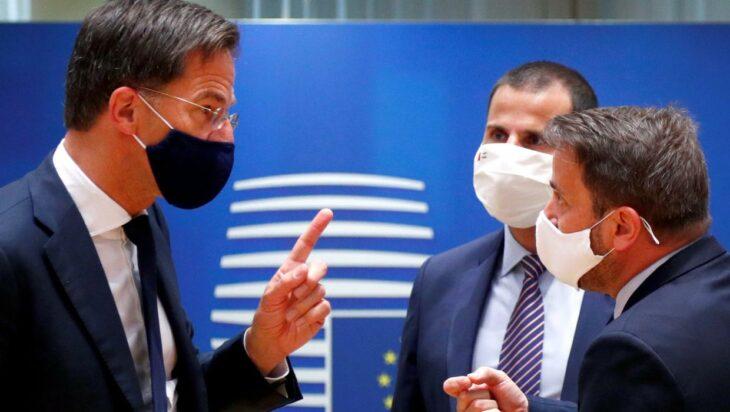 Marathon EU talks turn into a power struggle for future control of the agenda