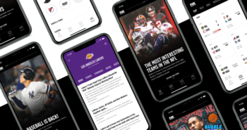 Fox Sports launches redesigned app with modern design, bonus camera angles