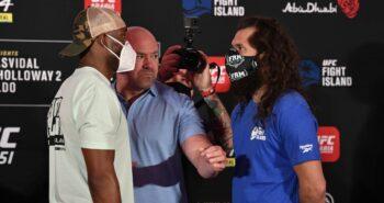UFC 251 Tinder Predictions: Usman vs. Masvidal