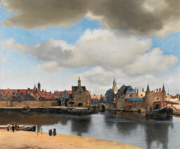 Astronomers Do the Math to Figure Out Exactly When Johannes Vermeer Painted this, More than 350 Years Ago