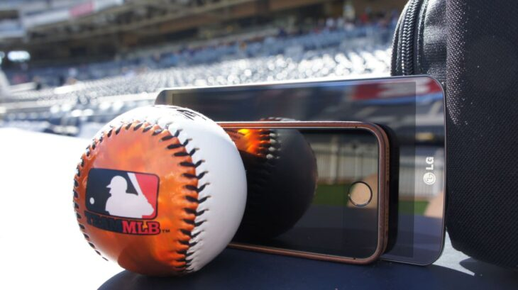 Just in time for baseball, Fox Sports' new app wants to be yourballgame buddy of the future