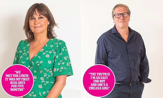 Who'll find love on our blind date? This week it's Jane, 57, and James, 59
